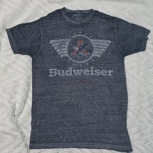 Mens small Budweiser tshirt tee top NWOT
